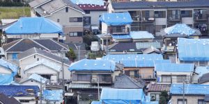 台風,屋根修理,大阪,火災保険